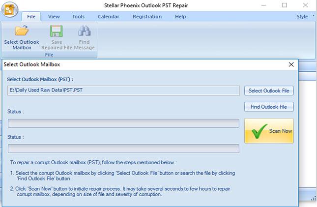 Download-Pstrepair-Tool | Corrupt PST Repair