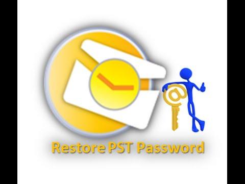 PST Passwort vergessen