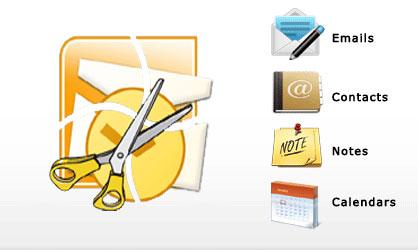Split pst Freeware