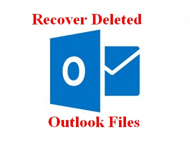 Recover deleted Outlook file