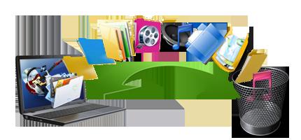 Outlook-Dateien wiederherstellen