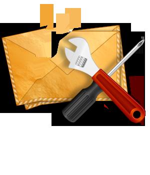 beschädigte PST-Dateien reparieren