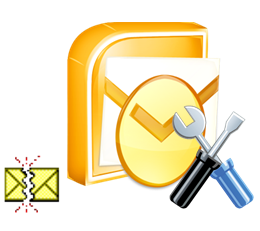 Outlook 2007 .pst repair tool