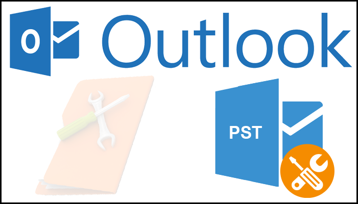 Outlook recovery .pst