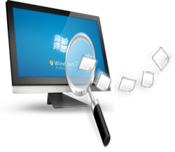 Delete Recover deleted Outlook files