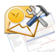 detect and repair Outlook