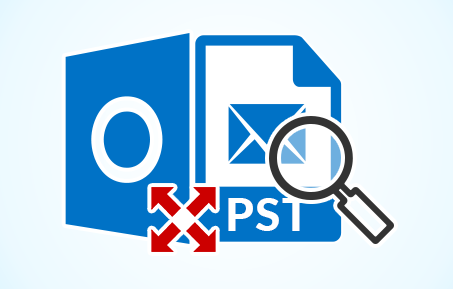 scan pst reports file too big