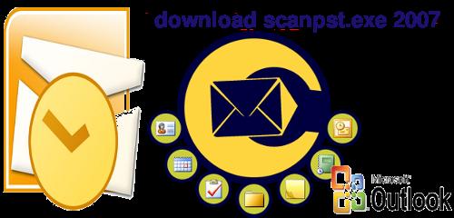 Download Scanpst.exe til Outlook 2007