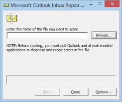 Delete microsoft outlook scanpst