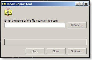 file to scan with scanpst