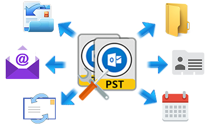 Free PST Repair Tool For MS Outlook