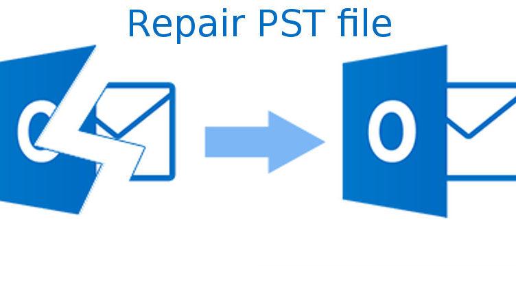 repair outlook 2016 in windows 10