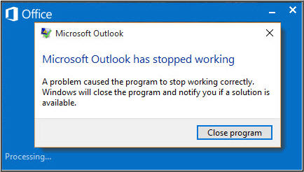 Microsoft Outlook Won't Start