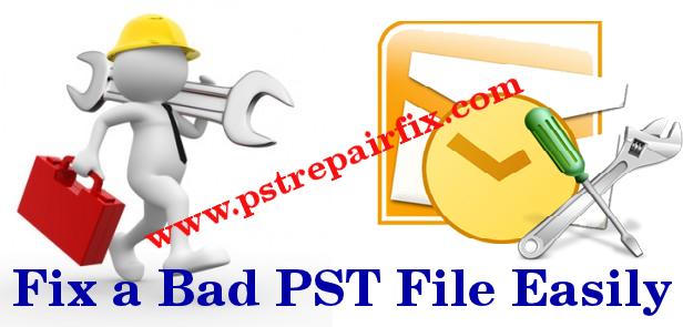 So beheben Sie eine fehlerhafte PST-Datei